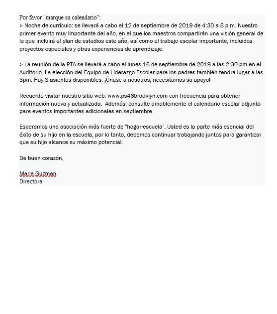 Guzman Letter 1